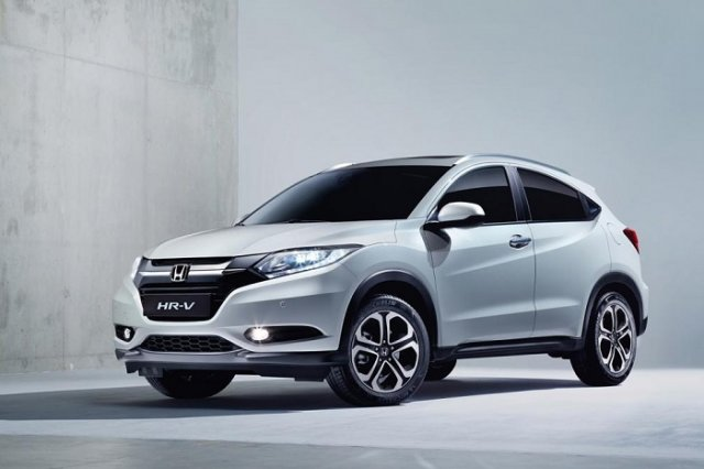 Европейская Honda HR-V появится в продаже осенью 2015 года