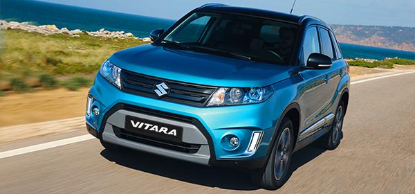 В России стартовали продажи нового Suzuki Vitara