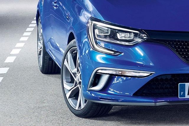 Renault представил Megane нового поколения