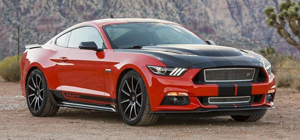 Ford Mustang получил 335-сильный агрегат