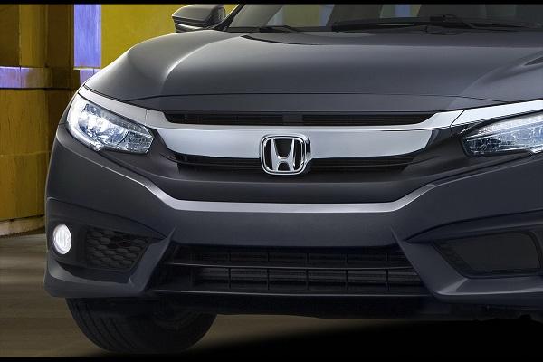 Официально представлен новый седан Honda Civic