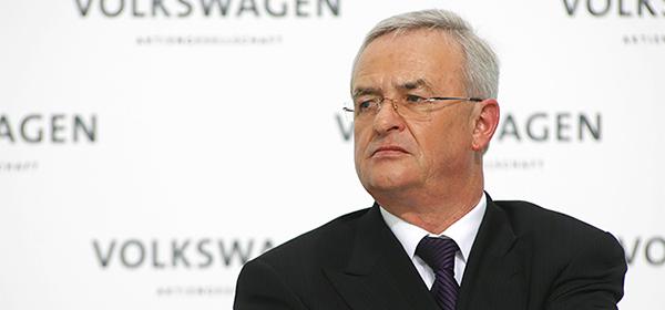 Глава VW ушел в отставку