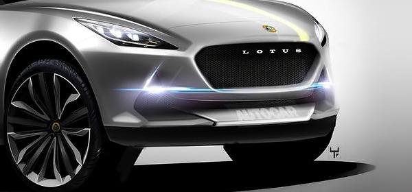 Lotus начал работу над первым SUV в своей истории
