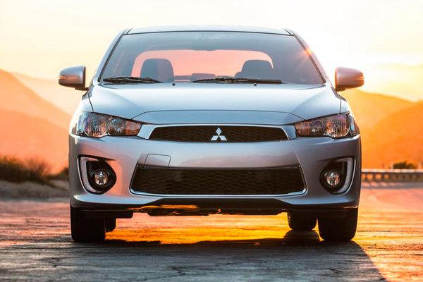 Mitsubishi обновила седан Lancer
