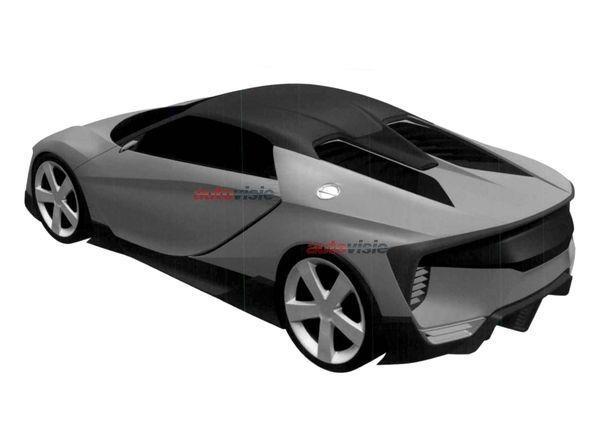 Honda создаст конкурента немецким спорткарам