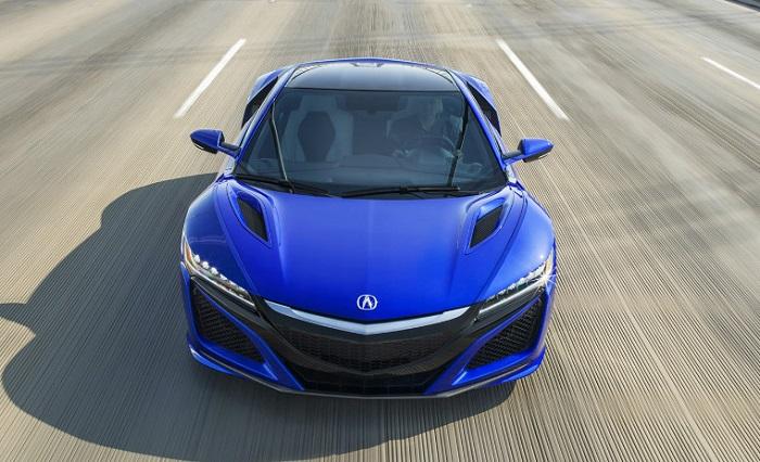 Acura NSX: Названы точные характеристики суперкара