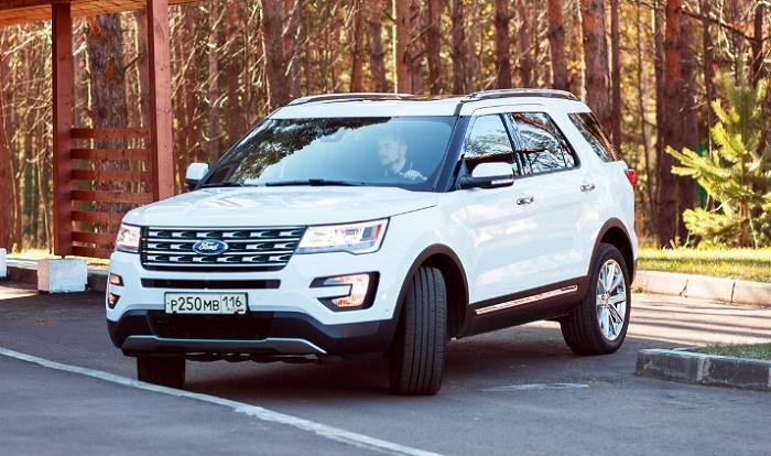 Известна российская стоимость обновленного Ford Explorer