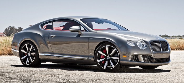 Bentley объявила об отзыве автомобилей в России