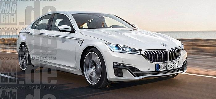 Новая BMW 3-Series будет другой