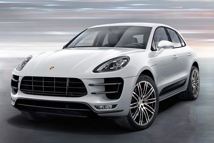 Porsche представила обновленный Macan