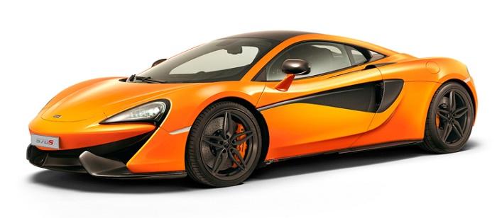 McLaren начал выпуск спорткара 570S