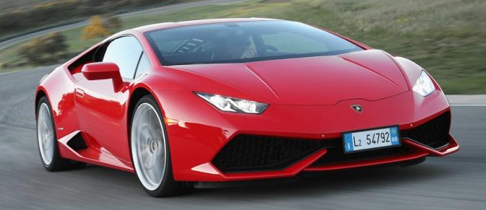 Заднеприводный Lamborghini Huracan: Дебют в Лос-Анджелесе