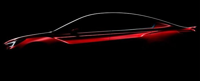 В Лос-Анджелесе Subaru покажет предвестника нового седана Impreza