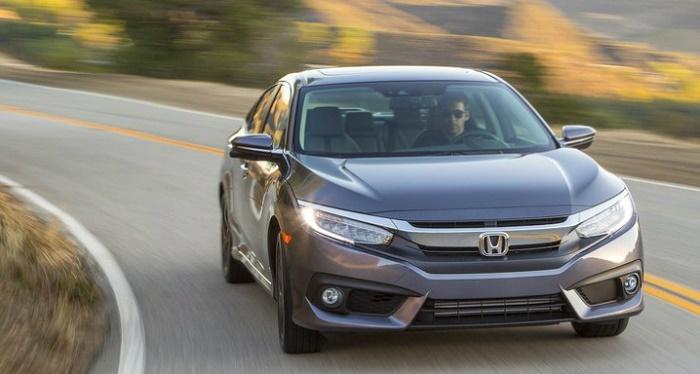 Известна дата премьеры купе Honda Civic 10-го поколения