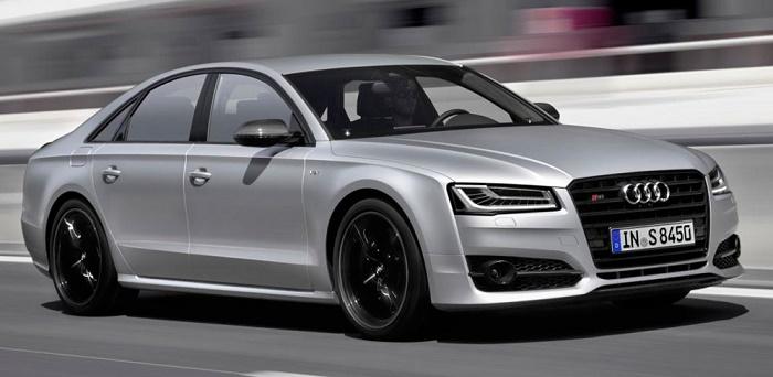 Audi озвучила российские цены на топовую A8