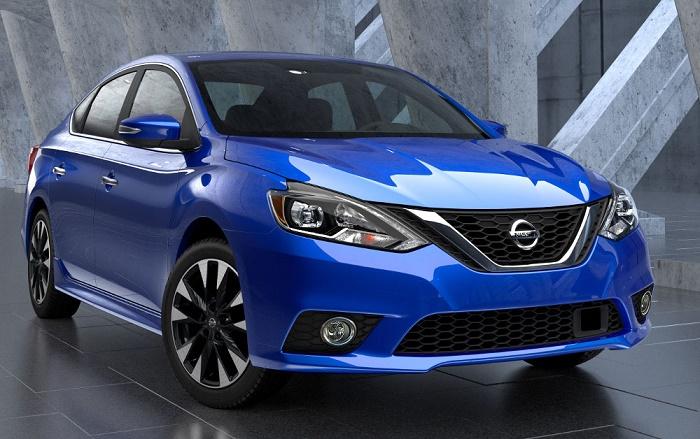 Nissan показал обновленный седан Sentra