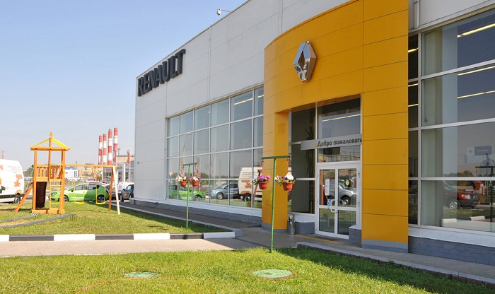Выгодные условия покупки автомобилей Renault от компании Авиньон
