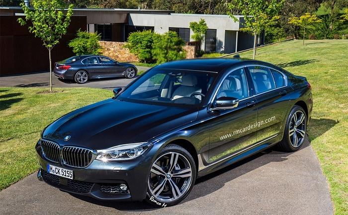 Известна дата премьеры новой BMW 5-Series