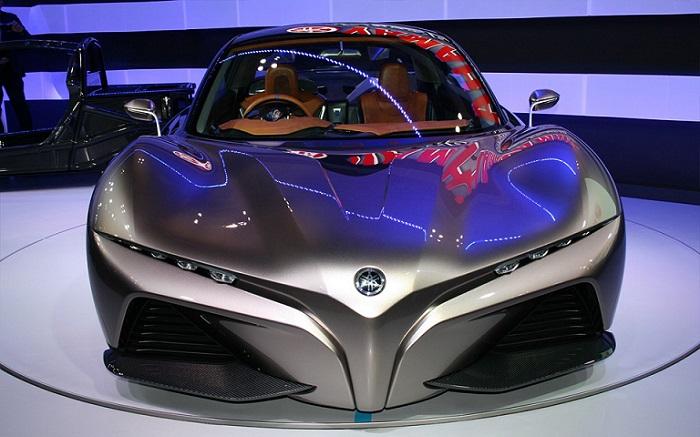 Yamaha создаст сверхлегкий спорткар
