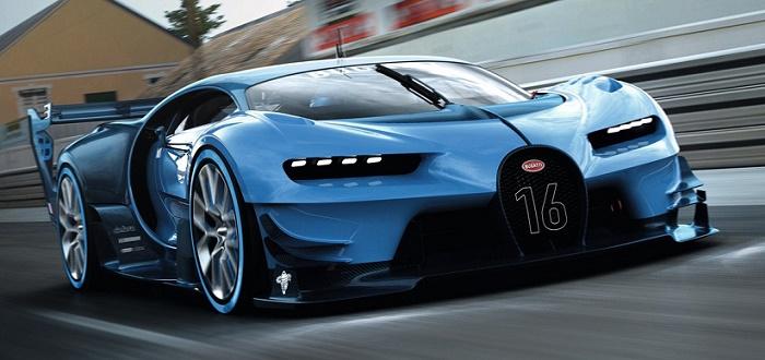 Bugatti Chiron: Названа дата премьеры