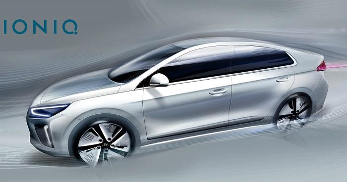 Hyundai показала внешность нового гибрида