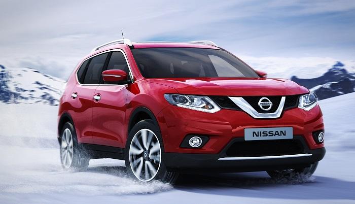 Nissan X-Trail получил новый мотор