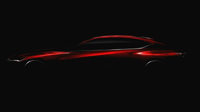 Acura покажет в Детройте предвестника роскошных седанов