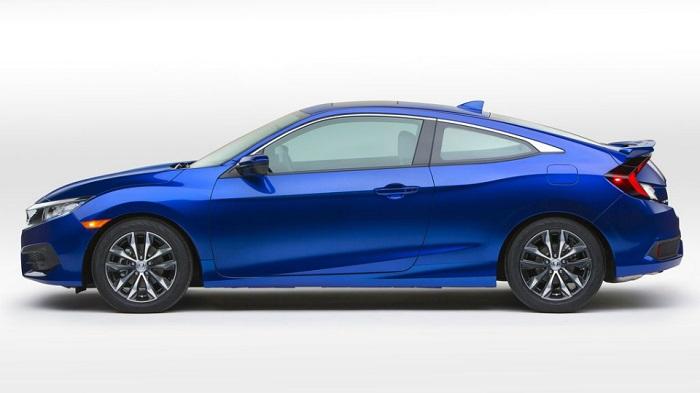 Honda Civic Si: «Подогретое» купе станет 230-сильным