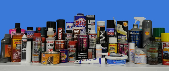 Широкий спектр оборудования, расходных материалов для автомоек