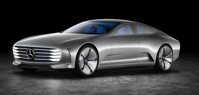 Mercedes-Benz создаст четыре электромобиля