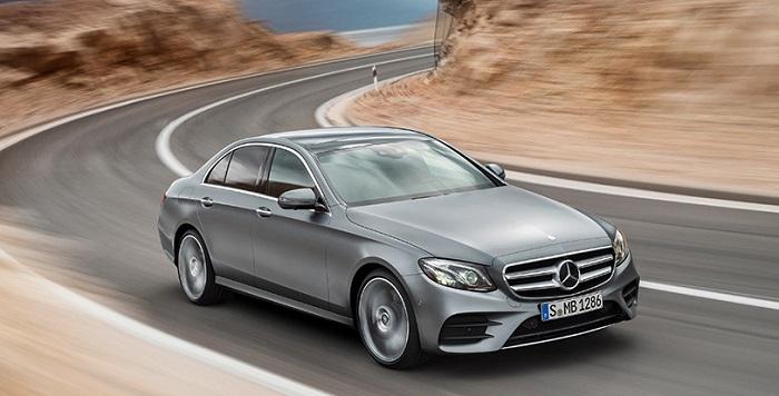 Новый Mercedes-Benz E-Class будет «умнейшим бизнес-седаном»