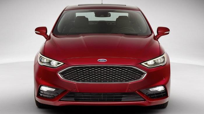 Обновленный Ford Fusion стал 325-сильным