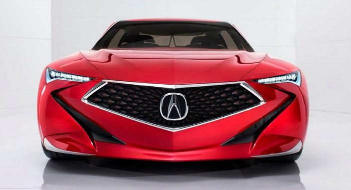 Acura показала дизайн будущих моделей