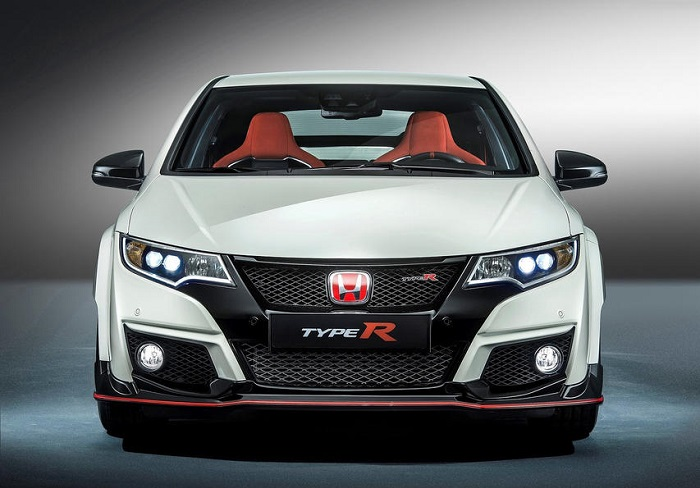 Civic Type R: Заводской тюнинг-пакет от Honda