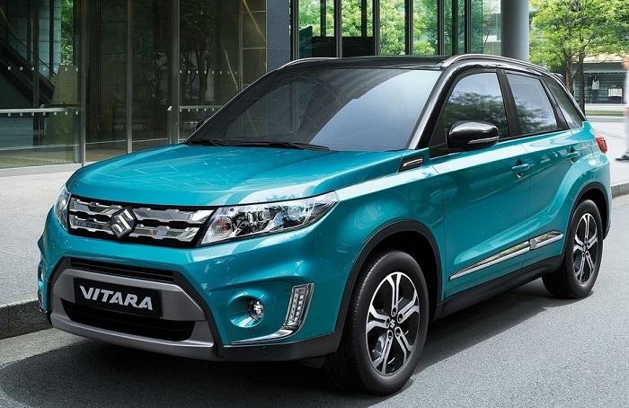 Suzuki сообщила о российских премьерах в 2016-м