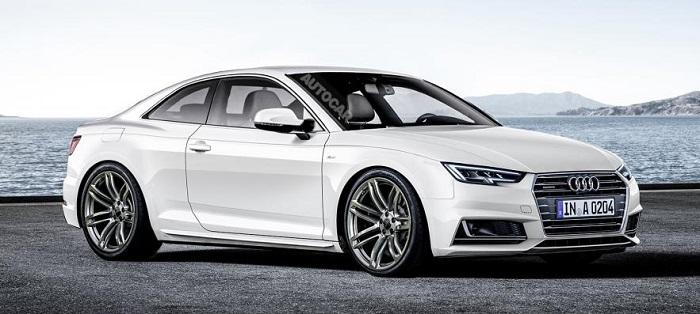 Audi A5 нового поколения появится 2017 году