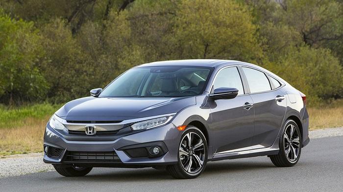 Honda продажи нового Civic с мотором 2,0