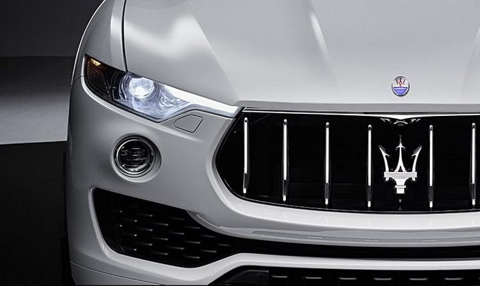 Maserati показала первый вседорожник Levante