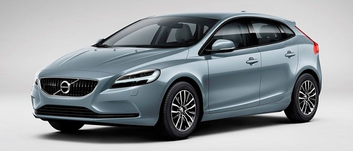 Volvo представила новый хэтчбек V40.