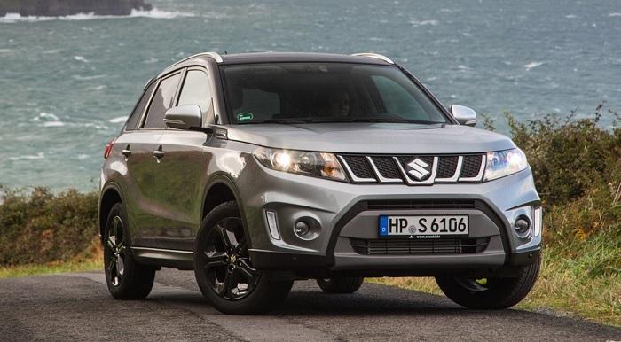 Suzuki уточнила сроки появление «горячей» Vitara в России
