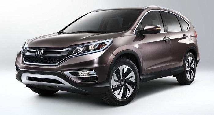 Обновленный Honda CR-V: Объявлены российские цены