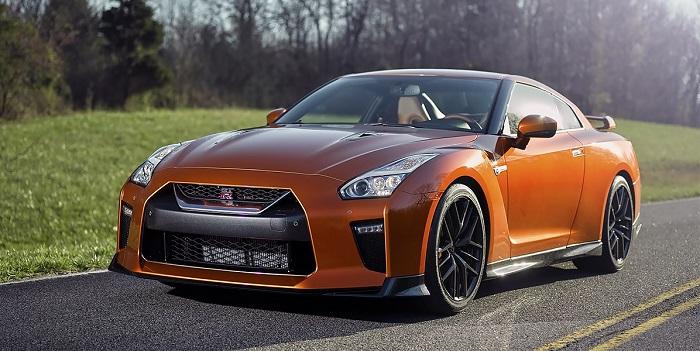 Nissan GT-R: Мощь после обновления