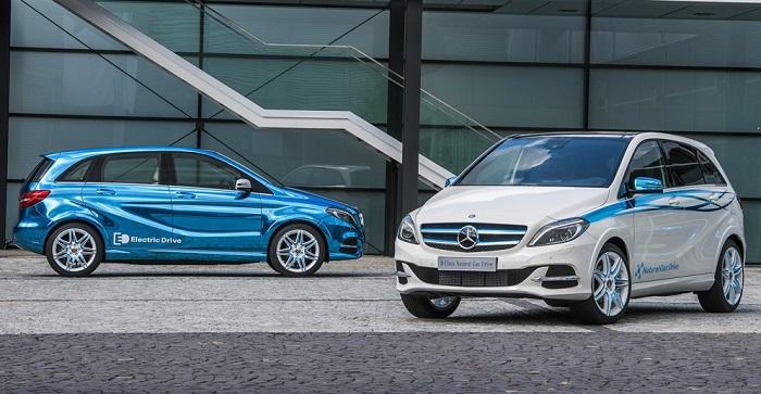 Mercedes-Benz создаст экологический суббренд