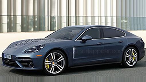 Porsche Panamera: Первые изображения