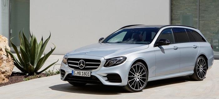 Представлен универсал Mercedes-Benz E-Class нового поколения