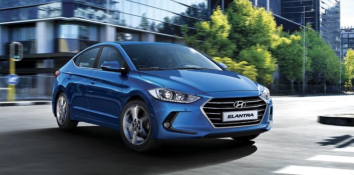 Представлен Hyundai Elantra нового поколения