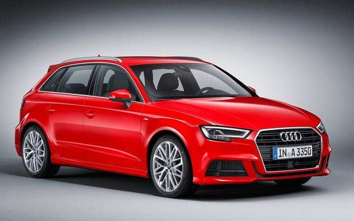Обновленный Audi A3: Объявлены цены