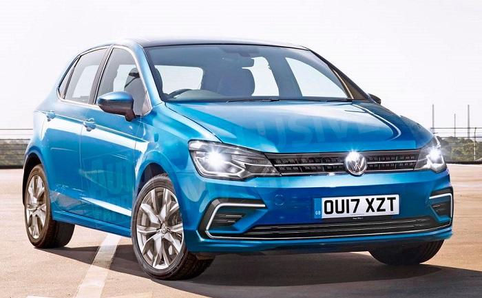 Новый Volkswagen Polo покажут в 2017-м
