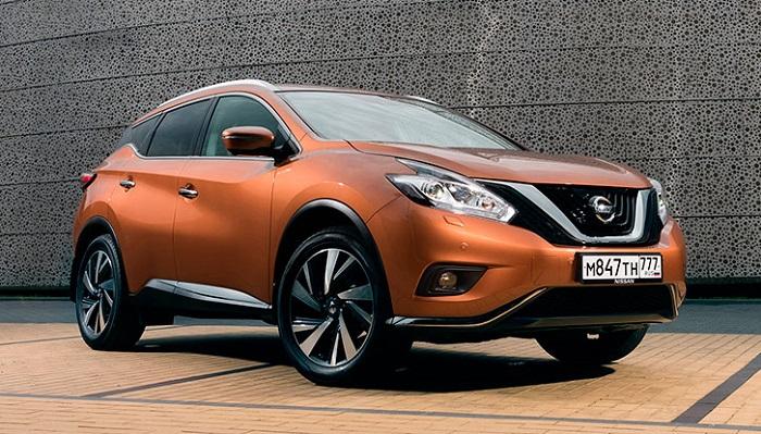 Новый Nissan Murano: Названа дата продажи в России