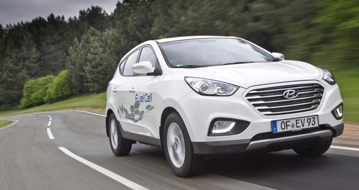 Hyundai создаст новый водородомобиль к Олимпиаде-2018
